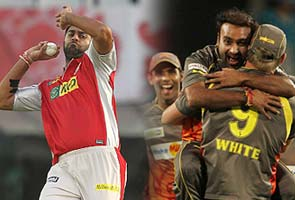 IPL 6: Cohesive Hyderabad look for batting sunrise vs Punjab