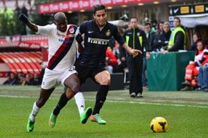 Serie A: Cagliari beat Udinese 3-0