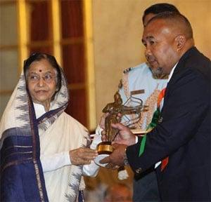 Ibomcha Singh: Living the mentor's dream