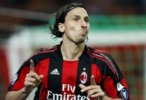 3-match ban on AC Milan's Ibrahimovic upheld