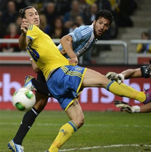 Netherlands and Italy draw 1-1 in friendly, Argentina beat Sweden