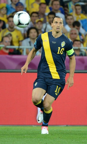 Euro 2012: England wary of Ibrahimovic threat