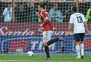 Milan extend lead as Juventus draw again