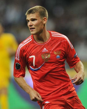 Euro 2012: Igor Denisov turning from badboy into golden boy