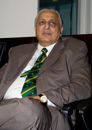 Decision on Butt's fate as PCB chief in next 2 days