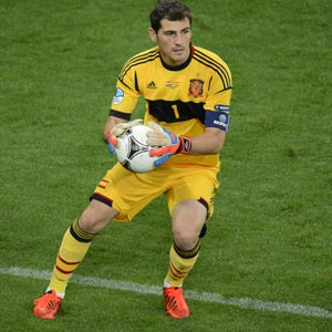 I've cried, I've suffered, says Iker Casillas