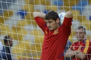 Euro 2012: Iker Casillas reflects on Spain journey