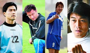 Former Chinese footballers arrested for alleged match-fixing