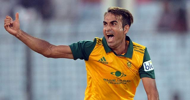 IPL 7: Delhi Daredevils Name Imran Tahir as Nathan Coulter-Nile's Replacement