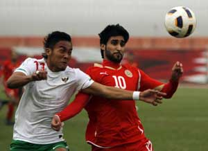 Indonesia FA denies graft in 10-0 rout