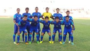Uzbekistan thrash India colts 3-0 in AFC U-19 Championship