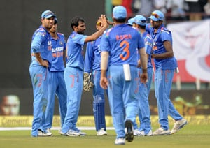 India (Ind) vs West Indies (WI) Live cricket score