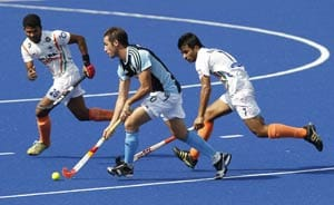 Azlan Shah Hockey Cup: Argentina beat India 3-2