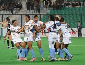 Indian eves beat Poland 3-0 in Olympic qualifier