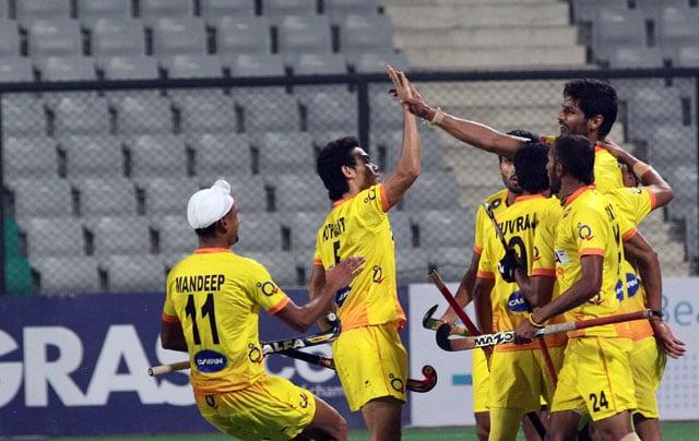 India hold Dutch hockey club 3-3 in European tour