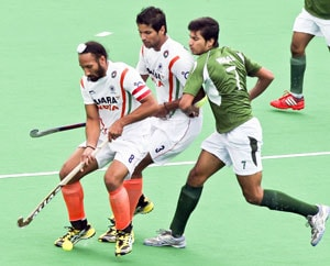 India beat Pakistan 5-2, register 1st win in Lanco series