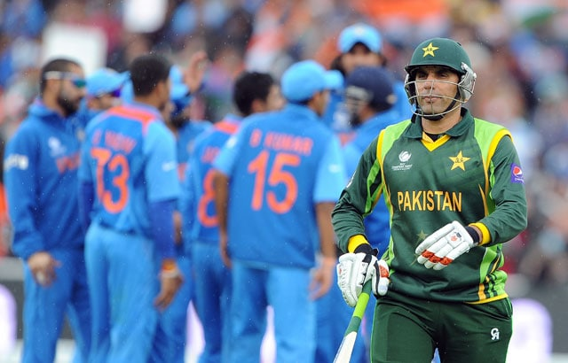 Pakistan, India Agree To Play Six Cricket Series Between 2015-2023