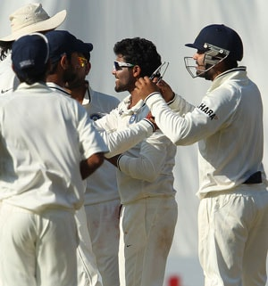 2nd Test, Day 1: India vs Australia, Statistical highlights