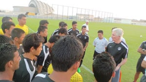 India Under-19s face strong Uzbekistan in crucial AFC tie