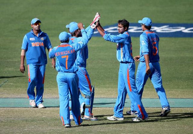 India beat West Indies by 46 runs to finish fifth in ICC U-19 World Cup
