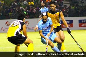 India beat Malaysia 3-0 to win Sultan of Johor Cup hockey title