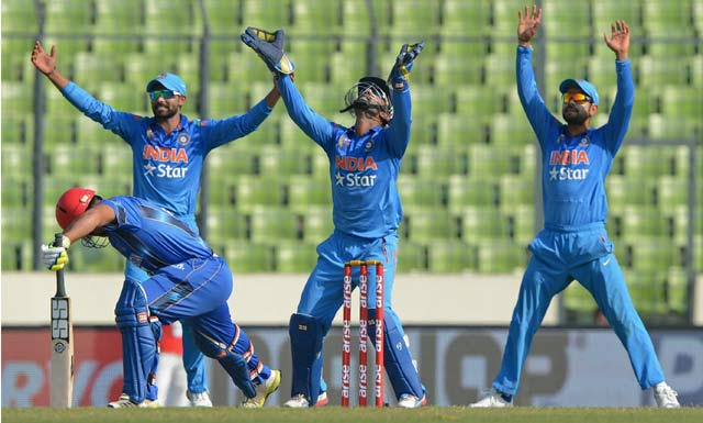 India bow out of Asia Cup with massive win against Afghanistan