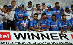 Indian spinners condemn England to 5-0 whitewash