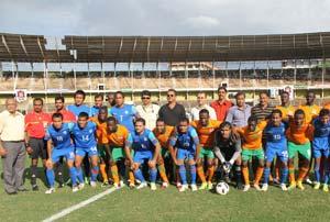Zambia wallop India 5-0 in international friendly