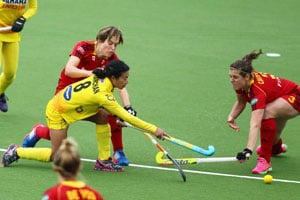 Hockey Champions Challenge 1: Indian Women Go Down 4-2 Against Belgium
