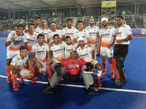 Asia Cup silver-winning India hockey team returns home to low-key reception