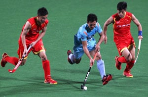 India's unbeaten run in Hockey World League continues, beat China 4-0