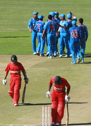 Live Cricket Score: India vs Zimbabwe - 3rd match