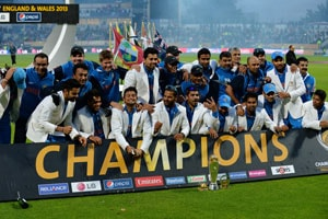 India beat England to lift ICC Champions Trophy - final as it happened