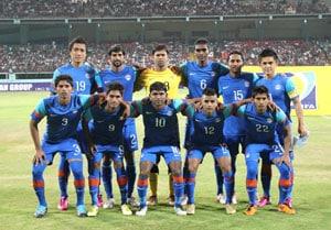 India go down 2-4 against Palestine