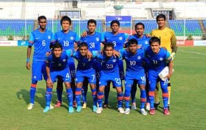India begin AFC Cup qualifiers campaign in style