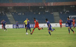 Nehru Cup: India play out a goalless draw with Nepal