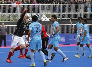 Brave India lose 1-2 to Olympic champions Germany