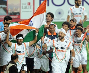 Sahara announces Rs 1.12 crore reward for Indian hockey team
