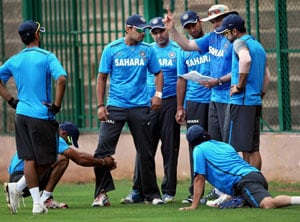 India to face Sri Lanka, Australia in Champions Trophy warm-ups