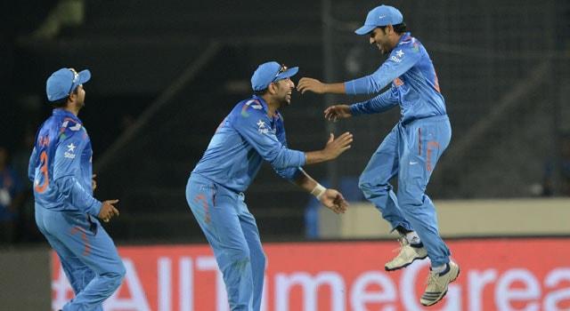 ICC World Twenty20: Sri Lanka face test of nerves against India in all-Asian final