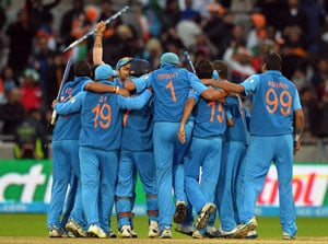 After Champions Trophy win, upbeat India cautious vs West Indies