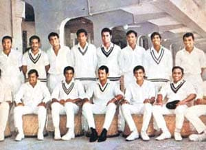 When India won their first series in the West Indies
