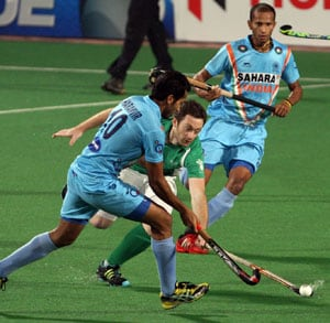 Hockey World League: Indian men edge Ireland 3-2
