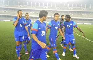 India equal their worst ever in FIFA rankings