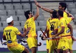 Hockey World League Final, highlights: Australia enter semis with crushing 7-2 win over India