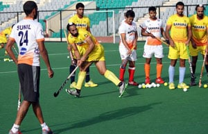 India Beat South Africa 4-1 in Final Practice Game Before World Cup