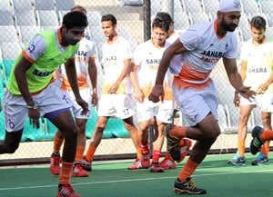 Indian Team Geared up for Hockey World Cup, Says Skipper Sardar Singh