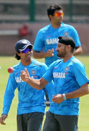 Focus on fielding drills on Day 2 of Team India training