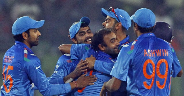 India retain 2nd spot in ICC T20 rankings