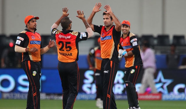 IPL 7: Chat with Sunrisers Hyderabad mentor VVS Laxman inspired me to perform, says Irfan Pathan